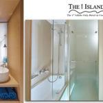 ISLAND HOTEL BATHROOM CASUAL ROOM
