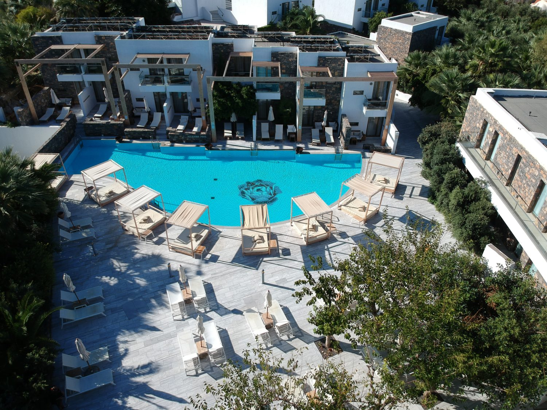 Island Hotel kreta Pool