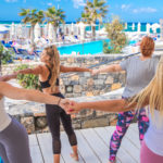 WELL-BEING LESSONS ISLAND HOTEL