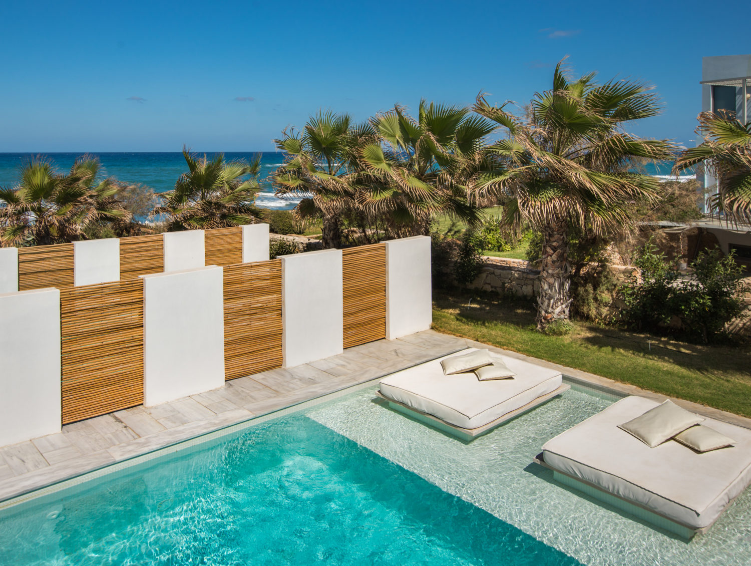 Island Hotel Crete SHARED POOL room