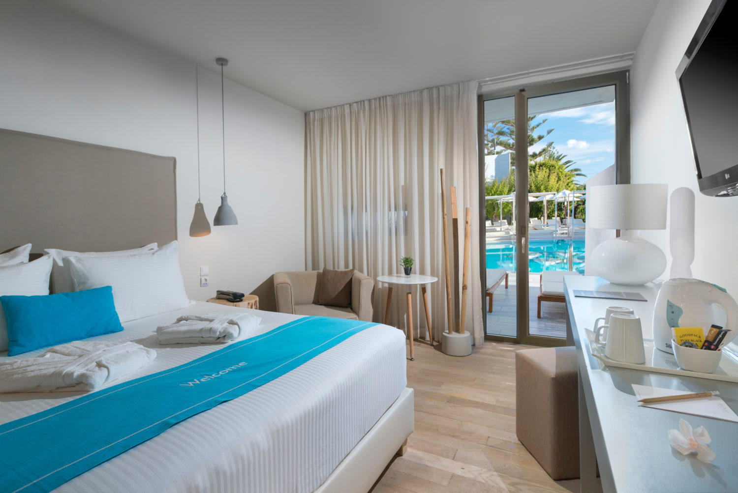 CASUAL SWIM-UP ROOM Island Hotel Kreta