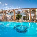Island Relaxing Pool kreta