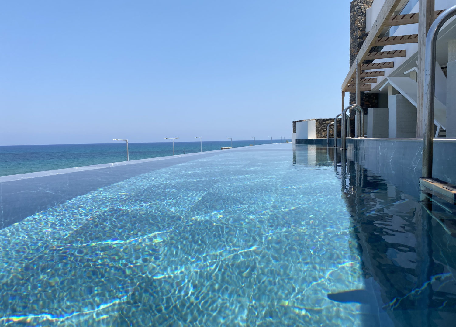 CRETE HOTEL ROOM WITH INFINITY POOL1