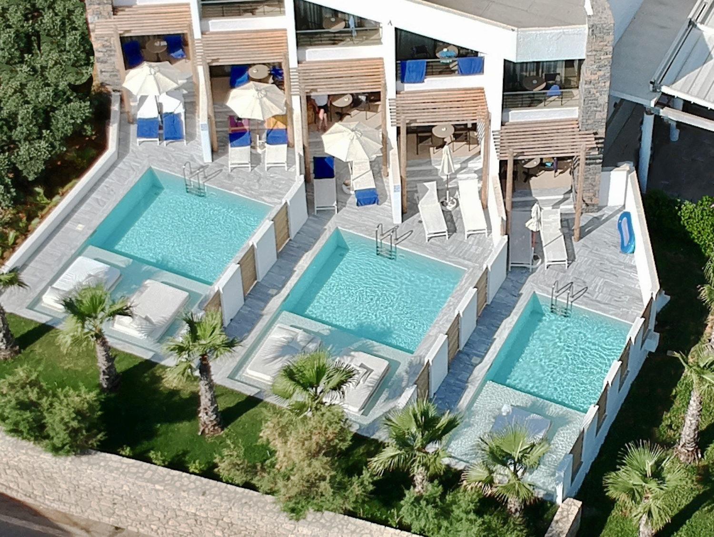 Island Hotel kreta Private Pool